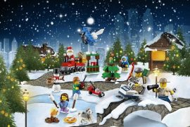 Calendario dell'Avvento LEGO 2016