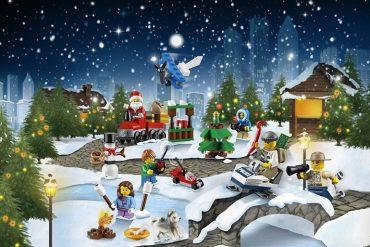 Calendario dell'Avvento LEGO 2016
