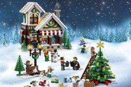 LEGO Negozio di Giocattoli Invernale