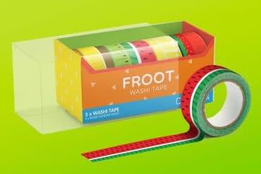 Nastri adesivi Frutta