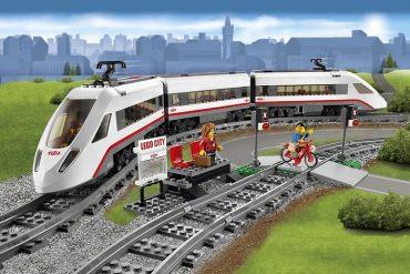 Treno alta velocità LEGO