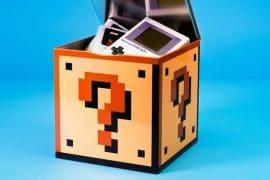 Blocco portaoggetti di Super Mario