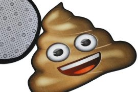 Tappetino Emoticon Poo