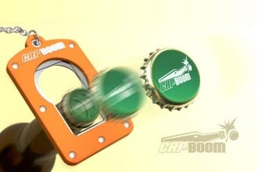 Capboom – Stappa la birra come lo champagne