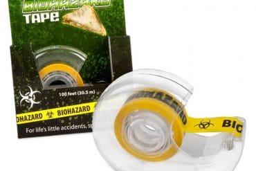 Nastro adesivo Biohazard