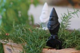 Gnomi da giardinaggio