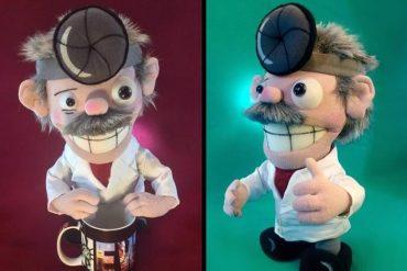 Trasformati in un Puppets!