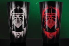 Bicchiere termosensibile Darth Vader