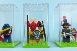 FaBiOX - Teche per omini LEGO