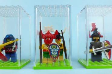 FaBiOX – Teche per omini LEGO