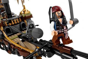 LEGO Pirati dei Caraibi: Nave fantasma Silent Mary
