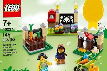 LEGO 40237 Caccia alle Uova di Pasqua