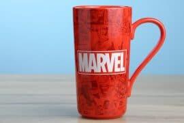 Latte Mug Marvel