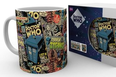 Mug Doctor Who Comics