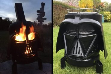Barbecue Darth Vader