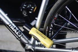 Lucchetti biciclette: Lucchetto a U Kryptonite
