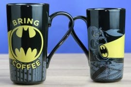Latte Mug Batman