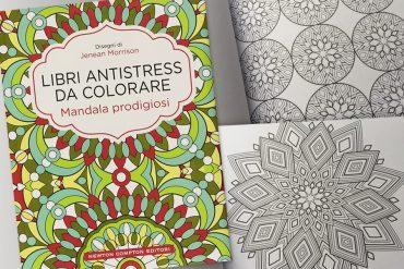 Libro da colorare Mandala prodigiosi