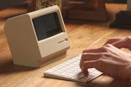 Macintosh per iphone