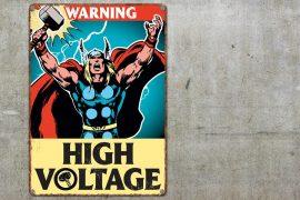 Targa Thor High Voltage