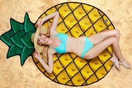 Salviettone Ananas