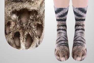 Calze zampe cane e gatto