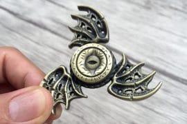 Fidget Spinner Ali del Drago