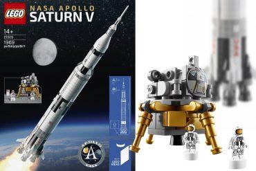 Nasa Apollo 11 Saturn-V