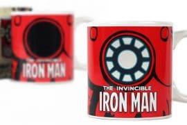 Mug termosensibile Iron Man
