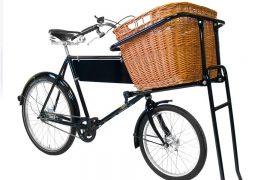 Bicicletta per consegne Delibike