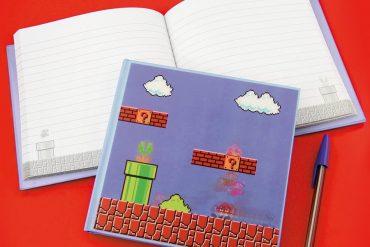 Agenda lenticolare Super Mario
