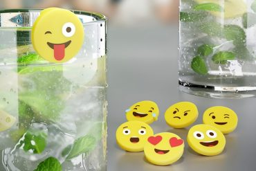 Segna bicchieri Emoticon