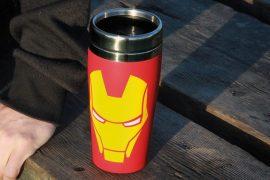 Thermos di Iron Man