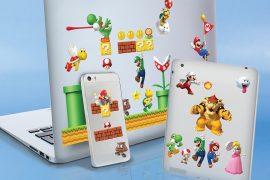 Adesivi Super Mario