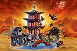 LEGO Ninjago Il Tempio di Airjitzu