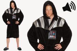 Accappatoio di Darth Vader con suoni