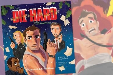 Libro illustrato A Die Hard Christmas