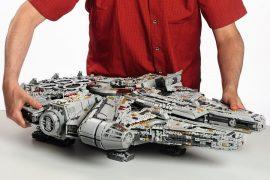 La nuova LEGO Millennium Falcon