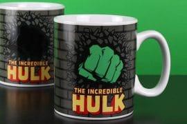Mug termosensibile di Hulk