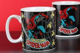 Mug termosensibile di Spider-Man
