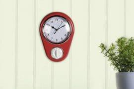 Orologio anni 60 con timer