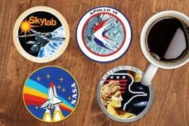 Sottobicchieri NASA