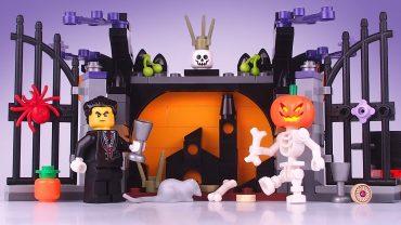 LEGO Casa stregata di Halloween