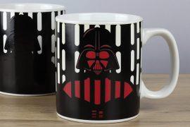 Tazza termosensibile Darth Vader