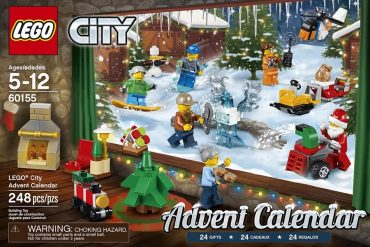 Calendario dell'Avvento LEGO 2017