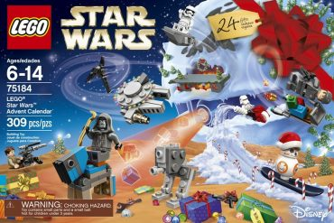 Calendario dell'Avvento LEGO Star Wars 2017