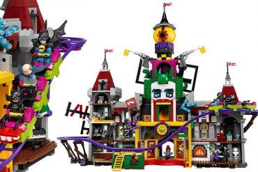 LEGO Il Maniero di The Joker