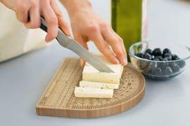 Goniometro per formaggio