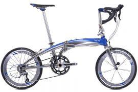 Bici pieghevole da corsa Verge X18