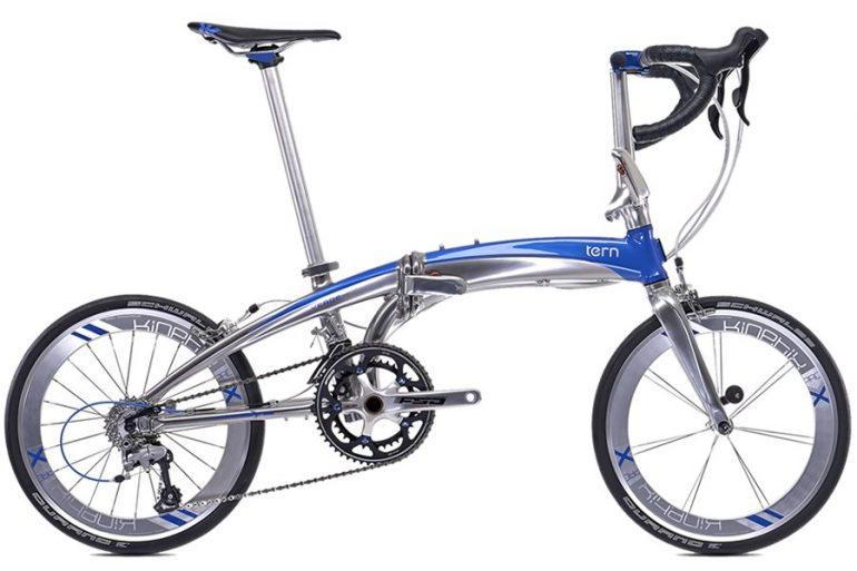 Bici Pieghevole Tern.Bici Pieghevole Da Corsa Verge X18